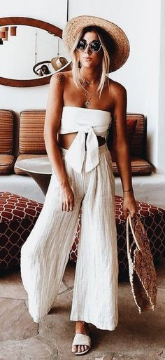 Holiday Outfits Tropical Street Styles 22 New Ideas Urlaubsoutfits Tropical Street Styles 22 Neue Ideen Trend Fashion, Fashion Moda, Look Fashion, Womens Fashion, Fashion Ideas, Fashion Inspiration, Fashion Tips, Looks Chic, Looks Style