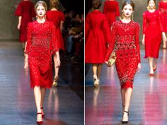 dolce and gabbana 2014 | Related For Dolce and Gabbana Fall Winter 2013-2014