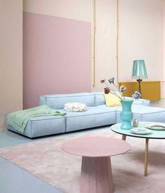 modern blue sofa 2014 home colors