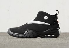 The Nike Air Shake NDestrukt is a sleeper classic from the that was worn by Dennis Rodman. Beginning April the Nike Air Shake NDestrukt returns. Retro Sneakers, New Sneakers, Classic Sneakers, Casual Sneakers, Air Max Sneakers, Sneakers Fashion, Sneakers Nike, Custom Sneakers, Dennis Rodman Shoes