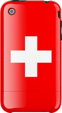 ~Swiss flag iPhone case | The House of Beccaria#