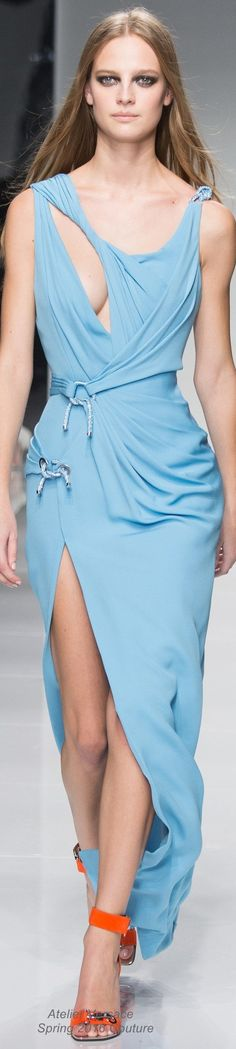 Atelier Versace Spring 2016 Couture