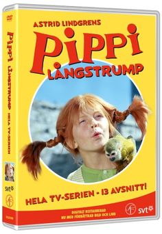 Pippi Långstrump - Box (6 disc)