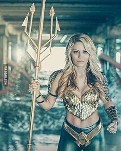 Nailed it | Cosplay: Aquawoman