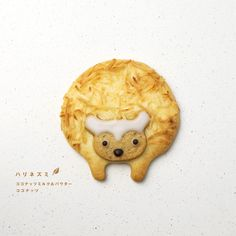 Hedgehog cookie(coconut cookie x coconut)