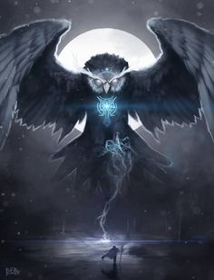 Mystical Animals, Mythical Creatures Art, Mythological Creatures, Magical Creatures, Fantasy Anime, Fantasy Monster, Dark Fantasy Art, Creature Concept Art, Creature Design