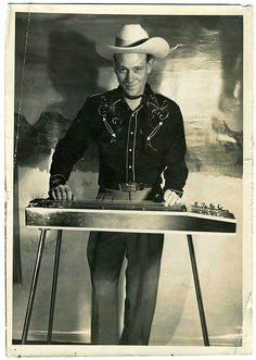 Anonymous Western Swing Performer by mrwaterslide, via Flickr