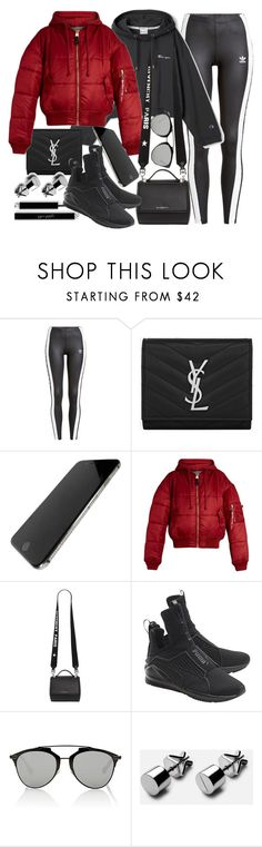"""Untitled #21139"" by florencia95 ❤ liked on Polyvore featuring adidas Originals, Yves Saint Laurent, Vetements, Givenchy, Puma and Christian Dior"