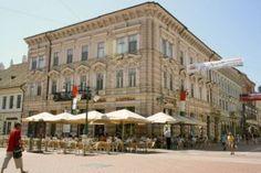 Acapella cukrászda Street View, Travel, Viajes, Destinations, Traveling, Trips