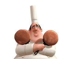 Anyone Can Cook. So says Chef August Gusteau. of French cuisine in the Disney film, Ratatouille. Ratatouille Film, Ratatouille Characters, Disney Pixar Movies, Film Disney, Disney Art, Disney Quotes, Brighten Your Day, Walt Disney World, Cartoons