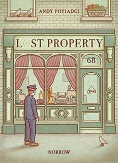 06. Lost Property (Nobrow 17x23) Nobrow Press