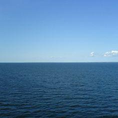 'Blue sea and sky' on Picfair.com