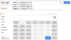 Google Gets Scientific, Adds A Voice-Enabled 34-Button Calculator To Desktop And MobileSearch