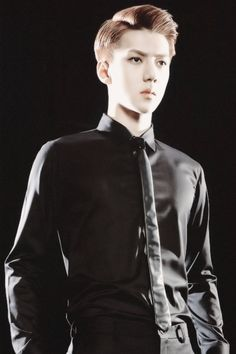 SEHUN - EXO Official Goods Brochure