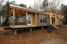 La maison ne mesure que 37 mètres carrés – jetez un coup d'œil à l'intérieur et vous tomberez sous son charme