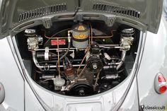 OKRASA engine in VW Oval
