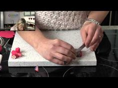 Polymer Clay Tutorials - Amazing Hearts & Beads from Scrap Clay - YouTube