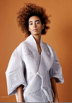 Snapshot: Solange Knowles for Bust Magazine April/May 2017