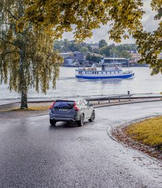 Volvo 2016 V60 Cross Country in Sweden through Volvo Overseas Delivery
