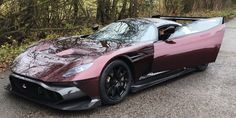 World's first Aston Martin Vulcan made street-legal in RML Group conversion. One of the bonkers track-only Aston Martin Vulcans is now fully legal to drive o. Aston Martin Vulcan, Aston Martin Vanquish, Nissan 370z, Lamborghini Gallardo, Mustangs, Maserati, Mazda, Grand Prix, Dodge