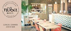 Nuba Café in Mount Pleasant -- Lebanese food