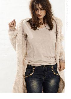 60691cfa3f5331 Mos Mosh studded jeans  mynelledk