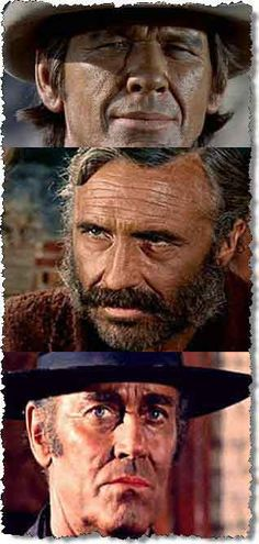 Once Upon a Time in the West  One Western to see if you are to see only one western.
