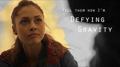 Lindsay Morgan, The 100 Quotes, Defying Gravity, Bellarke, American Actress, Raven, Actresses, Muse, France