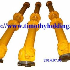 Industrial Universal Joint Shaft
