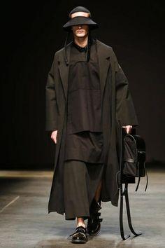 Man Menswear Fall Winter 2014 London - NOWFASHION