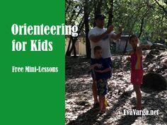 Orienteering for Kids - Eva Varga