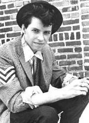 My idea of The Perfect Boyfriend? Duckie Dale, from Pretty in Pink. If only Duckie had been around in the '70s.
