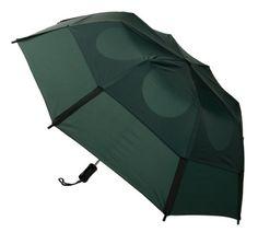 Gustbuster Metro - Paraguas verde verde Talla:43 Inch - http://comprarparaguas.com/baratos/de-colores/verde/gustbuster-metro-paraguas-verde-verde-talla43-inch/