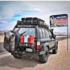 Survival camping tips Land Cruiser 4x4, Toyota Land Cruiser 100, Nissan 4x4, Nissan Xterra, Nissan Pathfinder, Nissan Patrol Y61, Patrol Gr, Jeep Camping, Motorcycle Camping