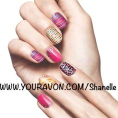 Today's #ManiMonday features our #new #trendy #Nail Art design strips! Love it? Get the look at  www.youravon.com/Shanelle Makeup>Nails (Link in bio)  #makeup #nailart #nailed #artsy #DIY #HappyMonday #McM #ManiCrushMonday #sale #nailpolish #nailwearpro #Avon #beauty #cute #manicure #lovethynails #healthy #nutrition #fashion #fashionista #model #handmodel #magazine #BTS #mua
