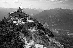 "Berghof Kehlsteinhaus: ""El Nido de Aguila"", casa de Hitler en barviera"