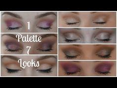 1 Palette ✯ 7 Looks (Sleek Palette: Vintage Romance) - http://47beauty.com/1-palette-%e2%9c%af-7-looks-sleek-palette-vintage-romance/     Video Rating:  / 5[/random]
