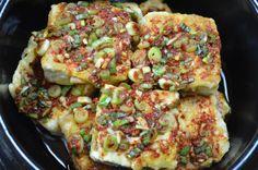 Vegetarian Recipe : Korean Side Dish : Tofu Recipe : Tofu Jorim (한글자막) 두부조림 레시피, 두부조림만드는법 :Korean Recipe |