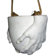 new design idea for concrete hands
