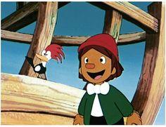 #Fernsehen Pinoccio