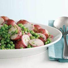 Pea & New Potato Salad