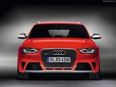 Audi A6 RS4 Avant