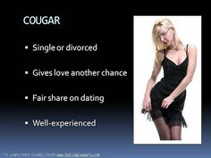 Cougar Dating, Wha T, Divorce, Thankful