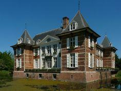 CASTLES IN BELGIUM | Castle Schoten (Belgium) by Mark Billiau.