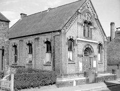 Ellesmere Port: Methodist Central Hall, Upper Mersey Street
