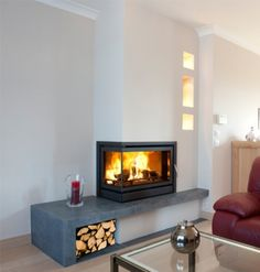Kernow Fires are suppliers of the Bodart and Gonay Infire 745 Scope in Cornwall.
