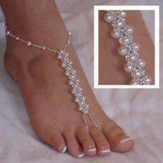 Love them. Great idea for the beach or even a beach wedding!