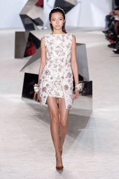 Giambattista Valli Couture Spring 2014: see all of our favorite runway looks here!