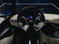 Introducing the first-ever Lexus LF-SA - lexus.com