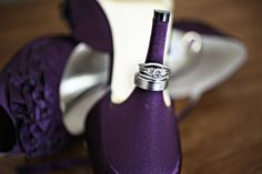 great shoes with beautiful rings! jennalynn23